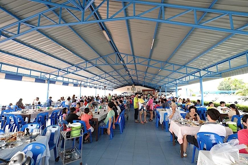 芭提雅附近食地道海鮮 - Preecha Seafood @ thailandfans.com 泰友營的部落格 :: 痞客邦
