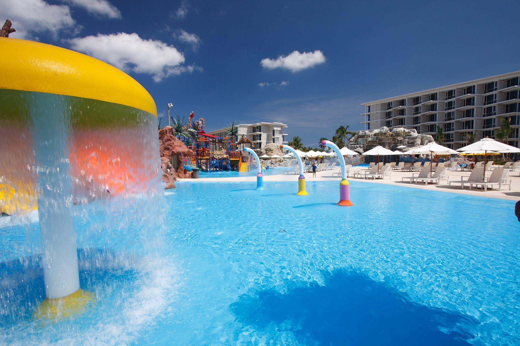 酒店旁邊的水上樂園 - 布吉 SPLASH JUNGLE 熱帶叢林水上樂園