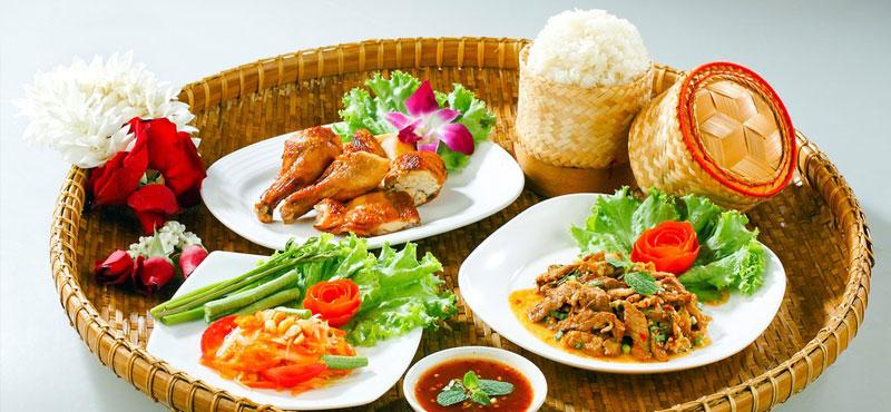 Cucina thailandese  Thailandia
