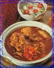 I piatti della cucina thailandese