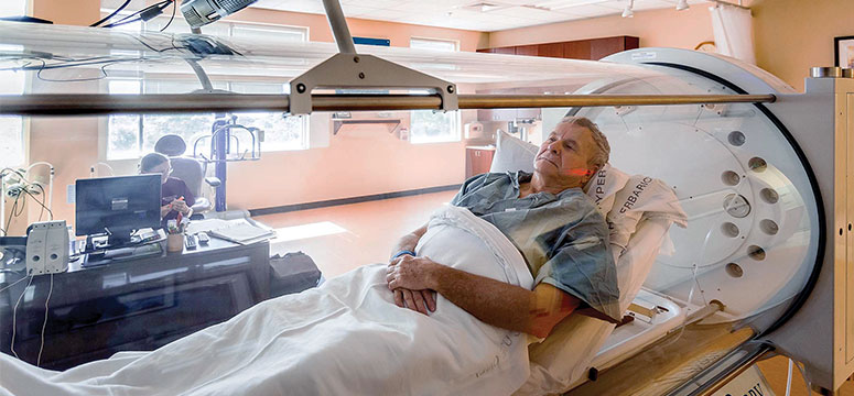 PET Scans Shows Hyperbaric Oxygen Therapy Improves Alzheimer's Disease In  The Aged - Thailand Medical News