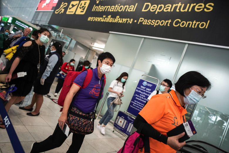 Thailand Coronavirus Update : A Thai Medical Personnel Contracts ...