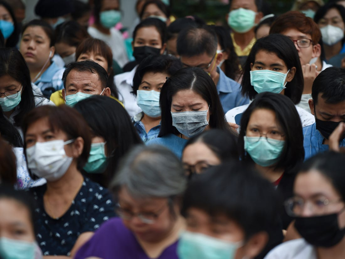 Breaking News! Thailand Reports First Death From Coronavirus ...