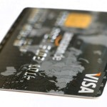 Black Visa Credit Card