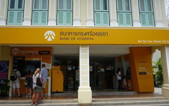 Bank of Ayudhya Phuket
