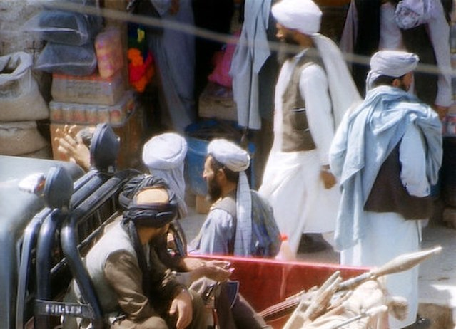 German Citizen Arrested with Taliban in Afghanistan