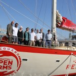 Africa-Europe ferry for illegal migrants Proactiva Open Arms