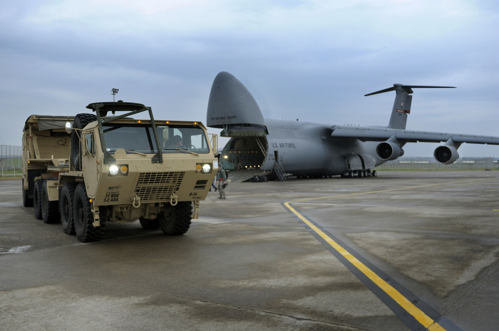 NATO Patriot missile batteries and personnel at Incirlik Air Base