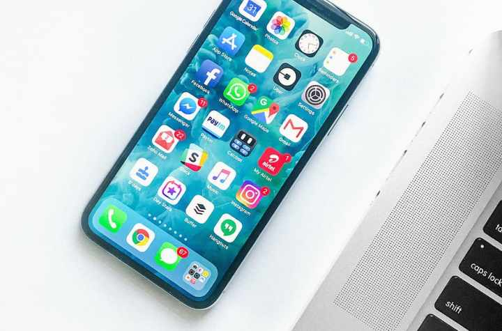 iPhone 11 front view