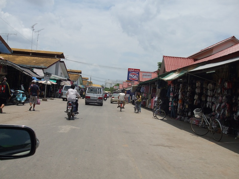 Bootleg items at Talat Rong Kluea to be destroyed