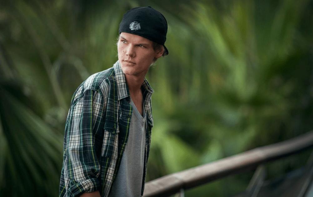 The Swedish DJ and producer Avicii