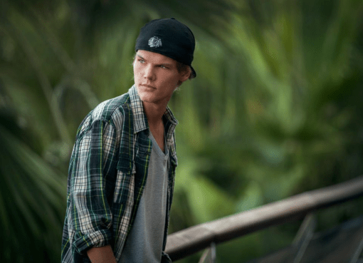 The Swedish DJ and producer Avicii
