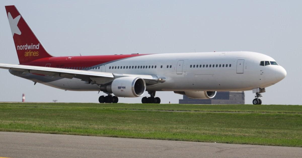 Boeing B767 Nordwind Airlines
