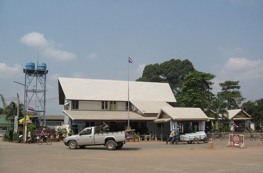 Ban Laem Thai-Cambodian Border in Phetchaburi