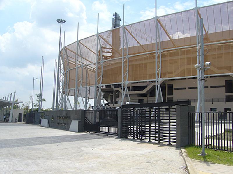 BMA Transforms Bangkok Arena into COVID-19 Field Hospital