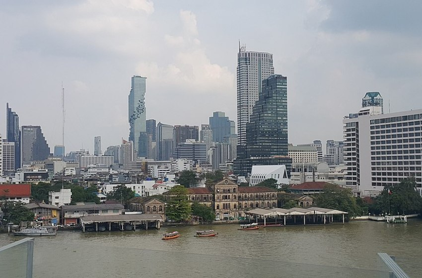 Warning Issued on Rising Chao Phraya River