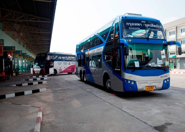 Tour bus driver caught stealing from tourists' bags