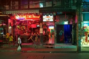 Bar girls in Pattaya