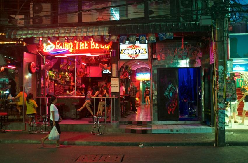 Irish tourist attacked in Pattaya