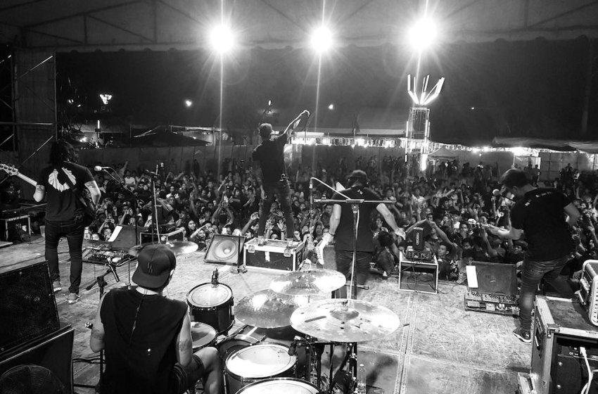 Thai rock band Big Ass