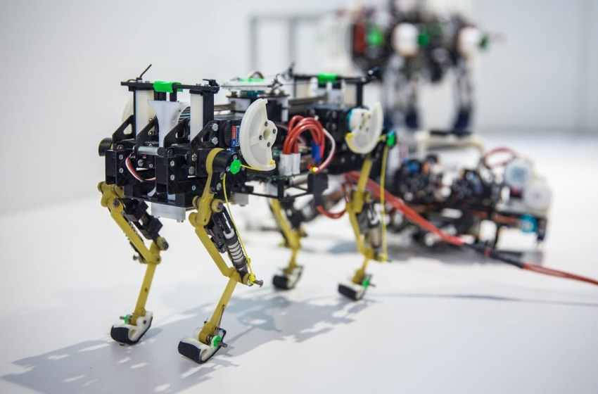 Advances in robotics have created BioRobots