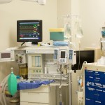 Intensive Care Unit (ICU) in hospital