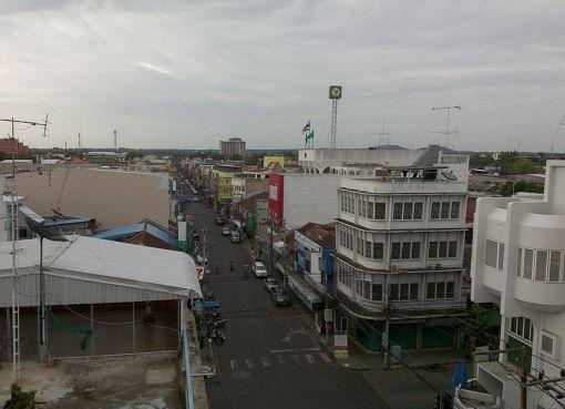 Buriram city