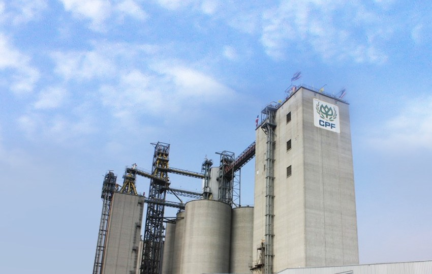 A CPF factory in Thailand