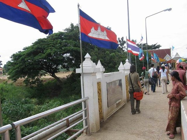 Thailand Deports 8 Cambodian Muslims