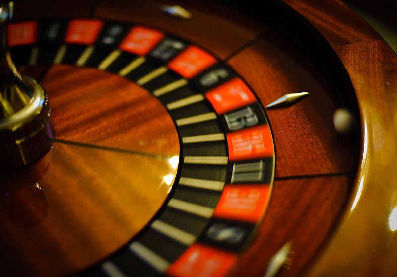 A roulette