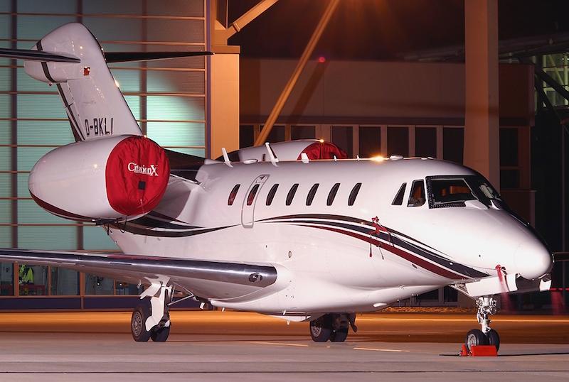 Cessna-Citation-X