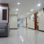 Chiang Mai Ram hospital waiting room
