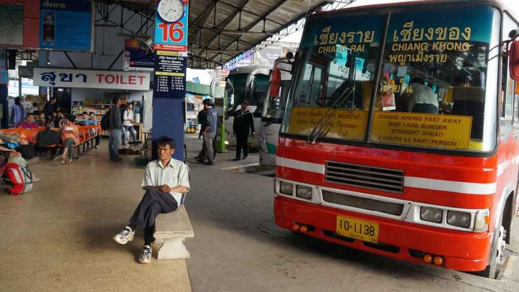 Chiang Rai Bus Station