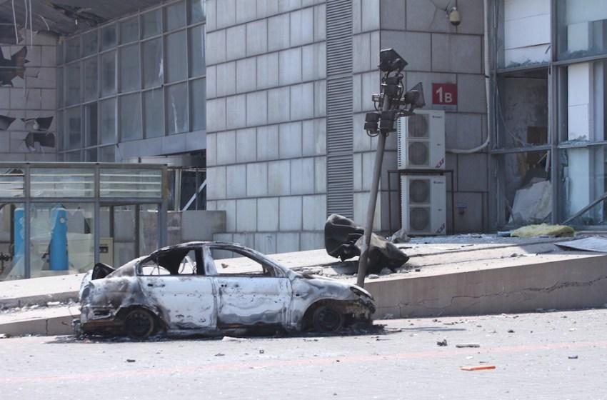 Chemical Warehouse Burns Down Following Blast in Jinjiang, China