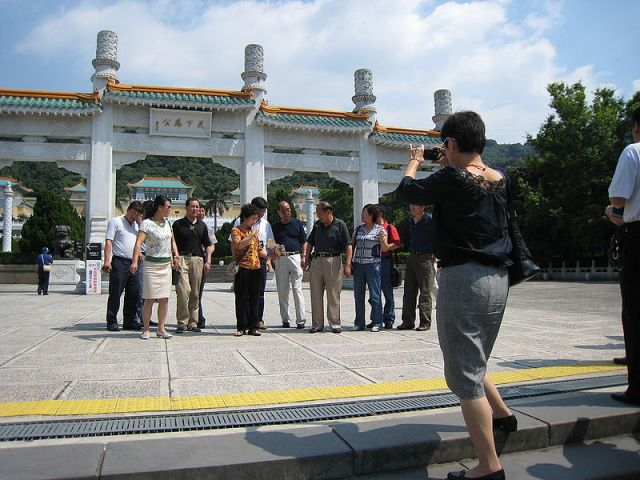 TAT to lure Chinese tourists with military facilities