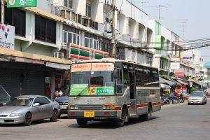 One dead as truck ploughs into Phitsanulok market