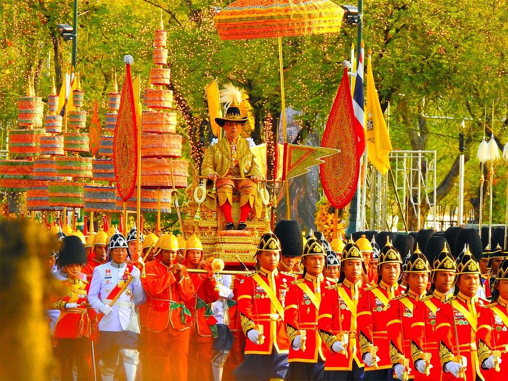 Coronation of King Maha Vajiralongkorn (Rama X)