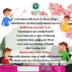 Leaflet providing basic information on novel coronavirus disease (COVID-19)by National Institute of Health of Thailand