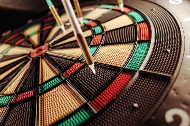 Officials Swoop in to Seize Unregistered Dartboards