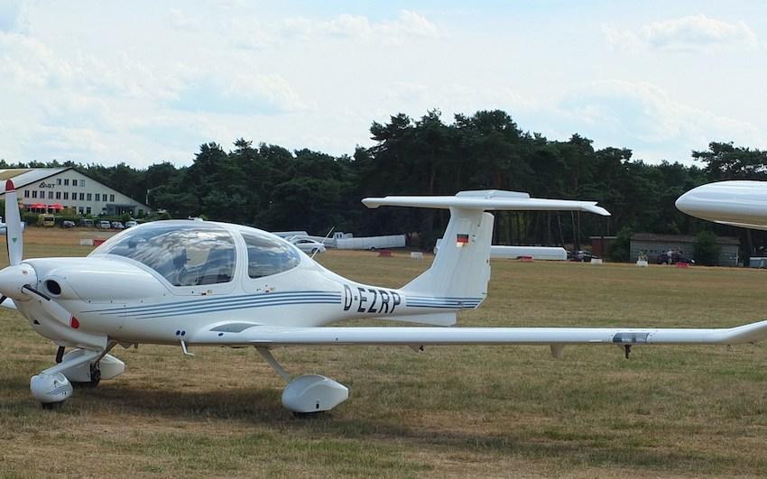 Sukhothai: Light plane makes emergency landing in rice field, pilot safe