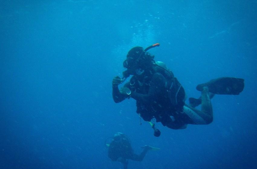 Dive sites around Reethi Beach, Maldives