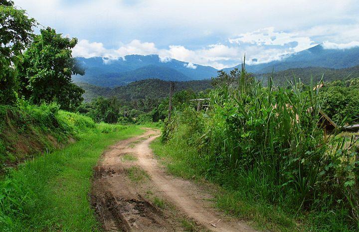 Doi Suthep National Park, Chiang Mai