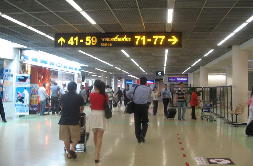 Bangkok Don Mueang) International Airport Terminal 2