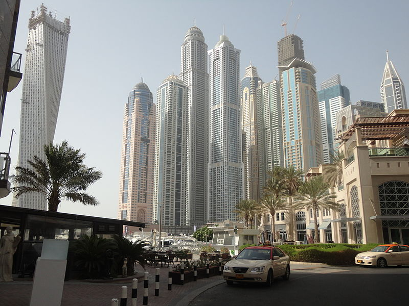 Internet City in Dubai