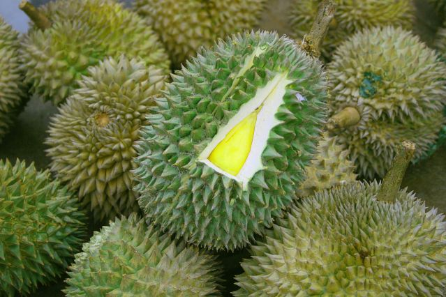 Alibaba buying 800,000 durians from Thailand after Jack Ma's e-commerce magic stunt