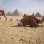 Explosion Targets Tourist Bus Near Giza Pyramids in Egypt