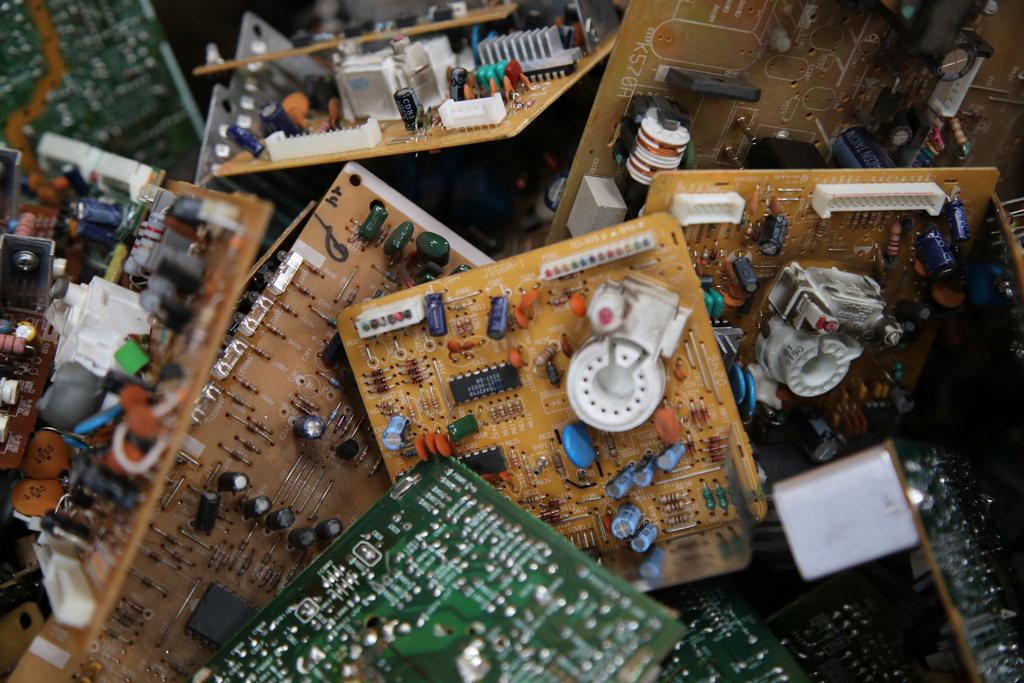 E-Waste Recycling Facility