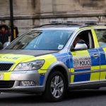 City of London Police car