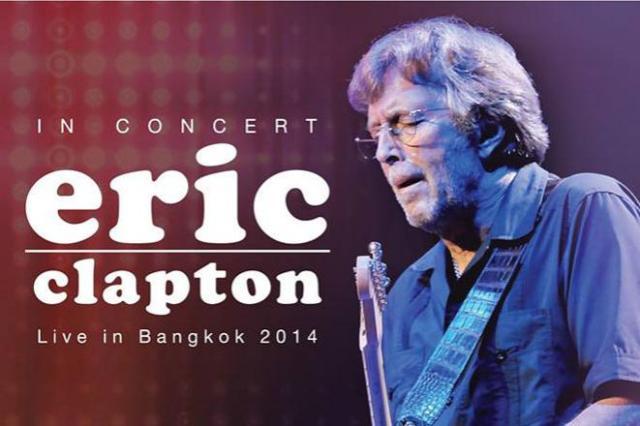 Eric Clapton Live in Bangkok 2011
