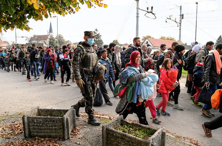 Italy Launches $1,6Mln Project to Discourage Refugees From Coming to Europe
